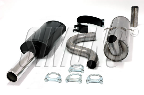 Performance Exhaust System >> Avgassystem Volvo 740 760 940 turbo sportavgassystem ...